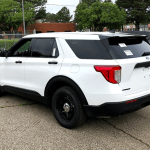 New 2020 White Ford Explorer Police Interceptor Utility Hybrid Awd For Sale Ready To Be Built As A Marked Patrol Turnkey Featuring Whelen Soundoff Setina Havis Delivery Fleet Safety