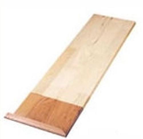 Crown Heritage Stair Parts Westfire Stair Parts | 48 Inch Red Oak Stair Treads | Wood Stair | Stair Nosing | Solid Oak | Stair Riser Kit | Bull Nose