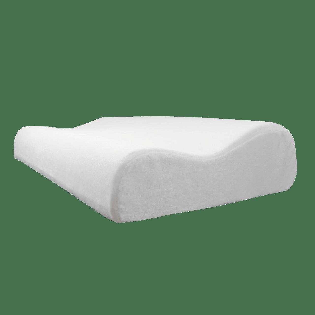 contour velour pillow cover