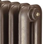 Harcourt 2 Column Cast Iron Radiator H740mm X W1107mm Radiators4u Co Uk