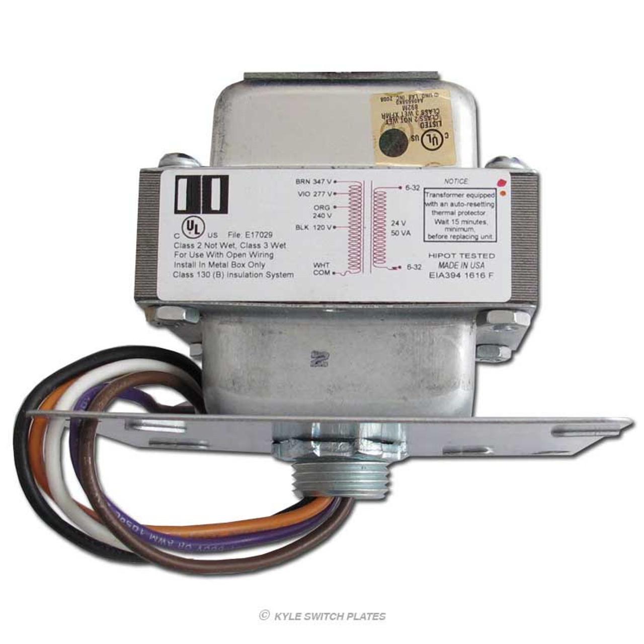 ge lighting low voltage transformer 115v 277v