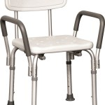 Probasics Shower Chair With Arms Bscwba