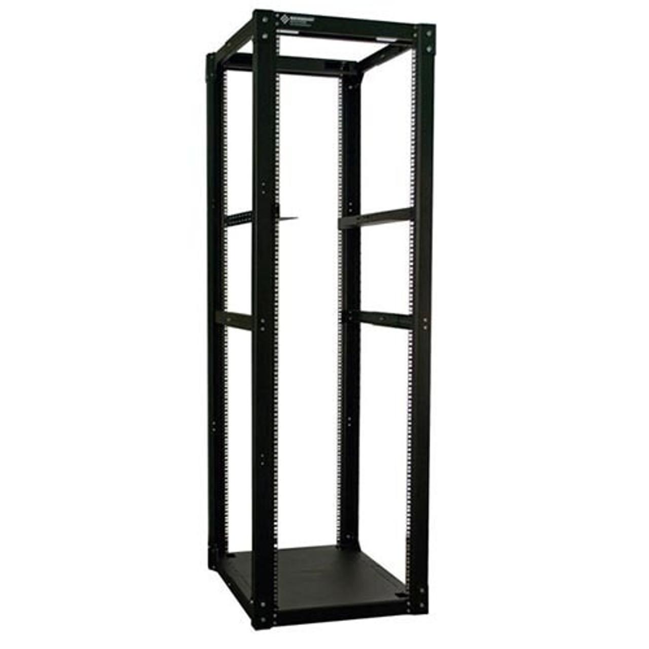 42u cruxial 4 post 19 server rack