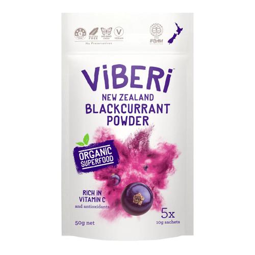 Buy Organic New Zealand Blackcurrant Powder I Healthpost Au