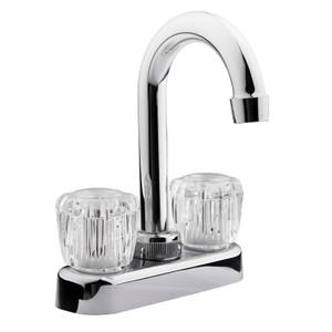 rv tub shower diverter faucet w clear