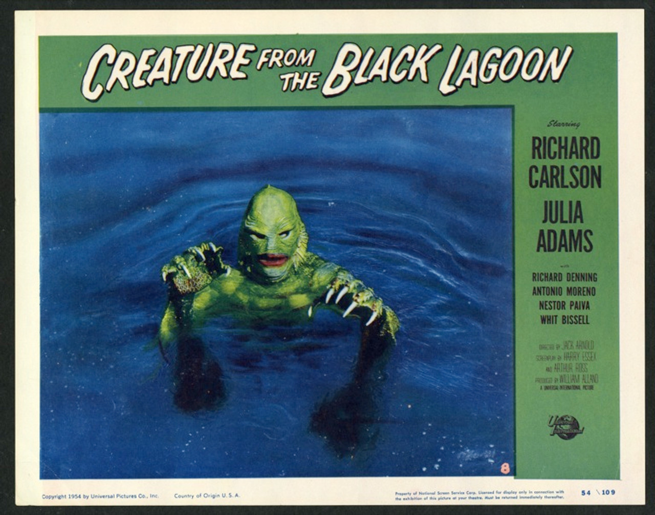 creature from the black lagoon 1954 22205