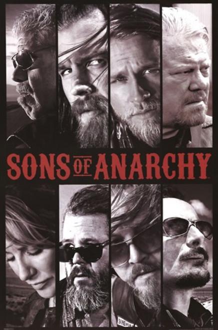 sons of anarchy poster poster print item varpyrpas0348