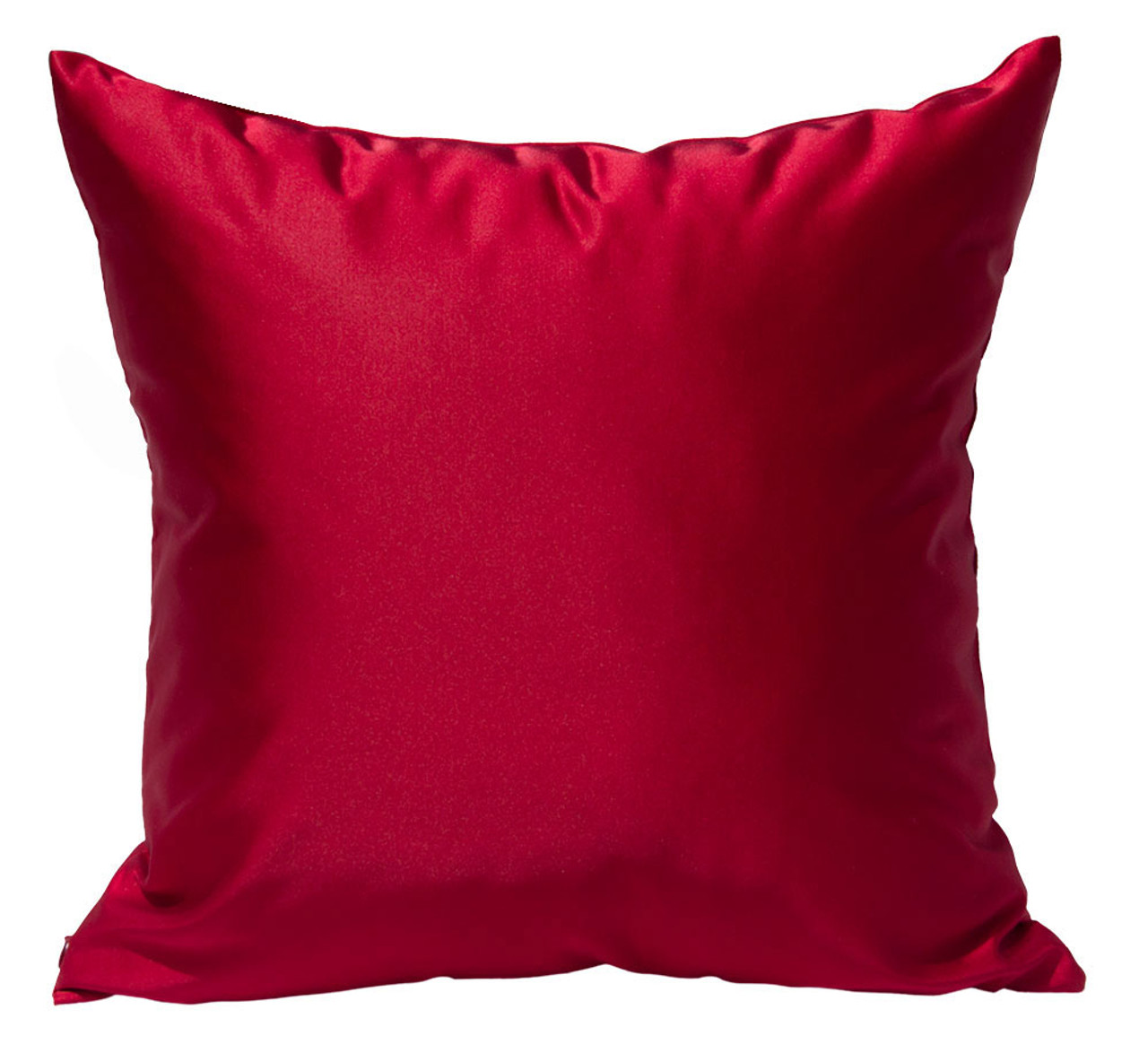 tangdepot solid silky throw pillow covers shining and luxury cushion covers