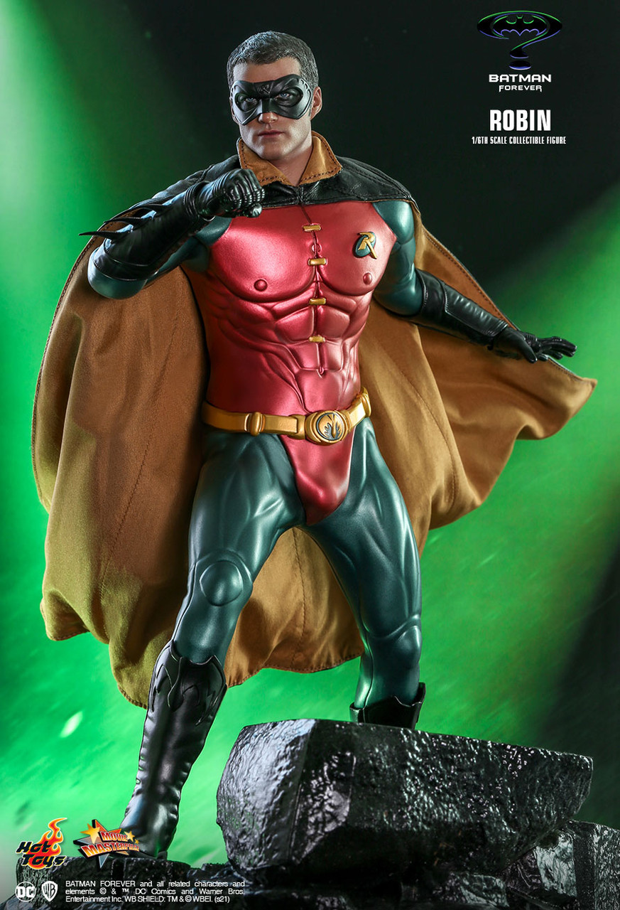 Hot Toys 1 6 12 Mms594 Robin Action Figure