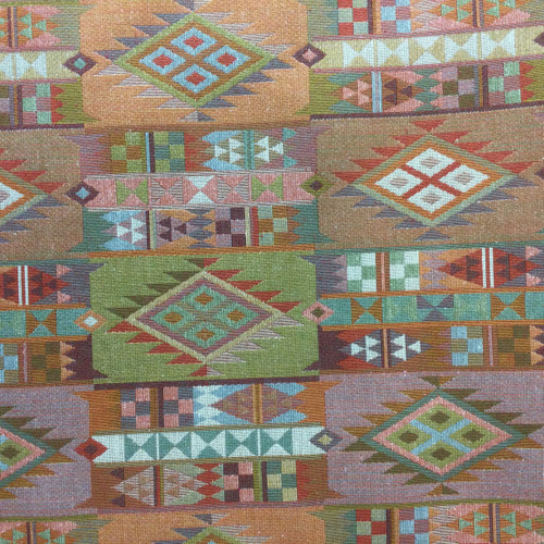 aztec design fabric by the yard