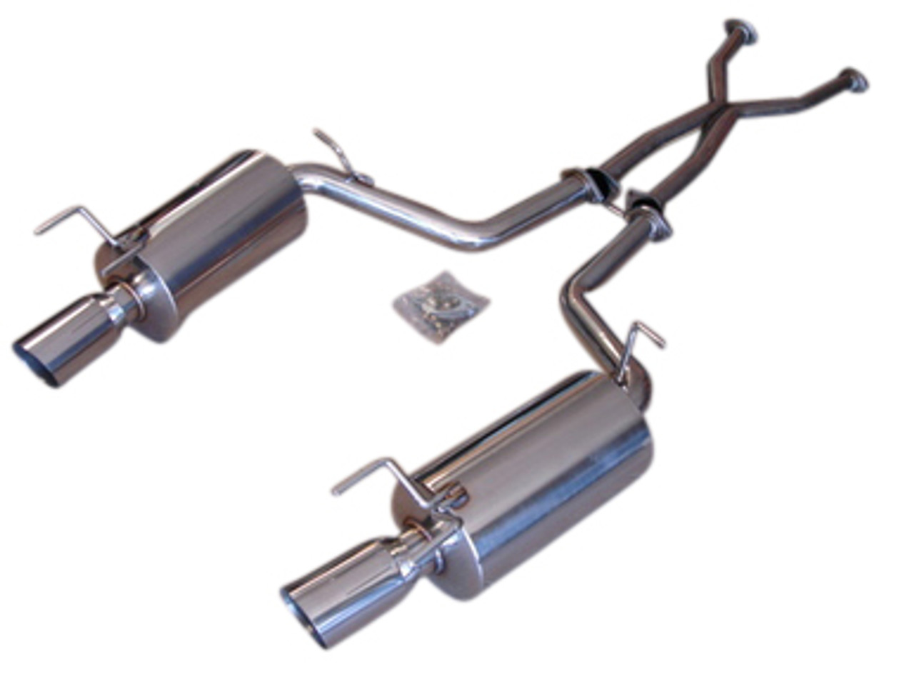 nissan 300zx z32 2 2 only 4 seat non turbo 90 96 catback performance exhaust system