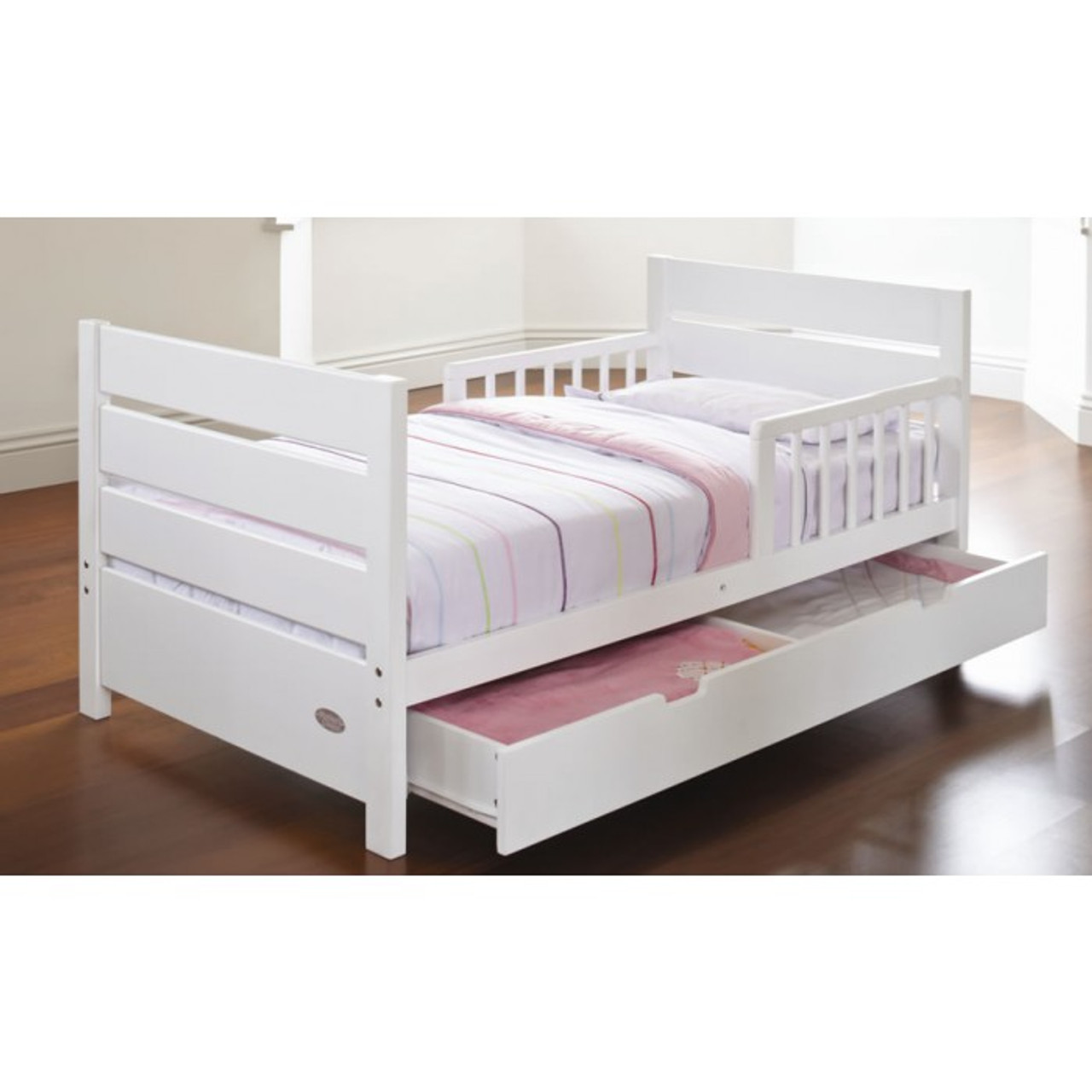 Mothers Choice Toddler Bed With Drawer Babies Nz