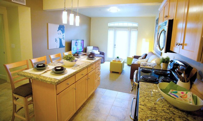 Student Apartments In Provo With Modern Kitchens