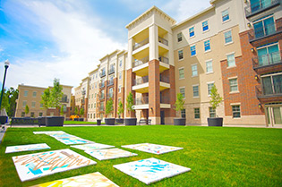 Provo Student Apartments