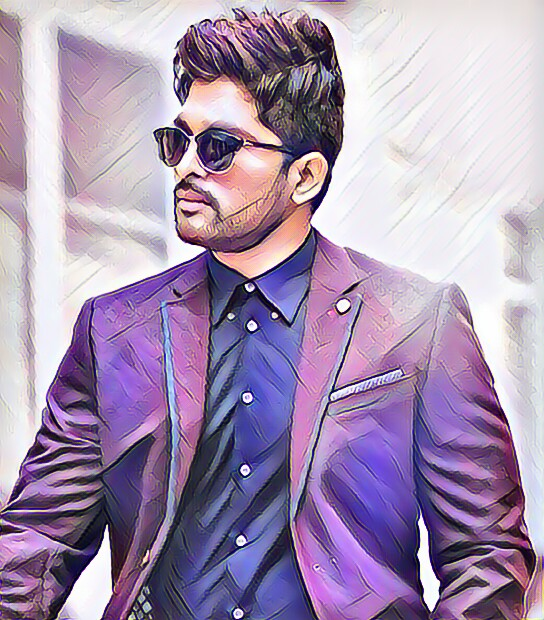 My Favourite Actorr Alluarjun FreeToEdit