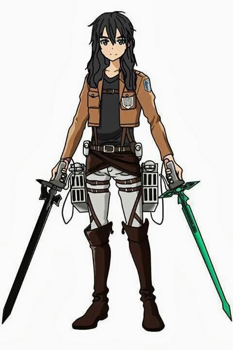Sword Art Online Kirito Chibi Drawing