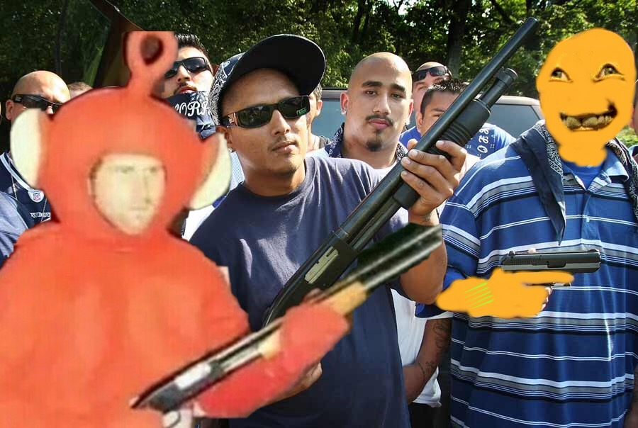 Dank Gang Teletubbies Memes Fries Image By Mad Rusty