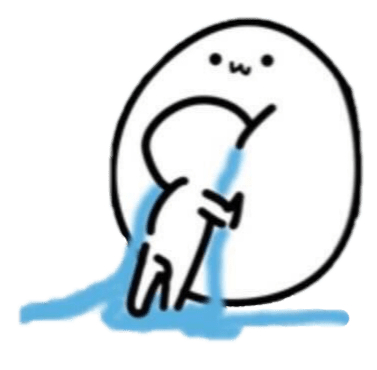 Ellen Crying Meme Sticker Von Emilyosman Redbubble