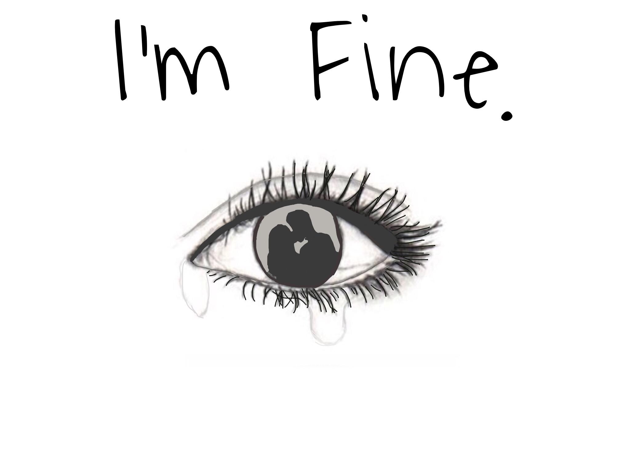 Sad Broken Heart Drawing
