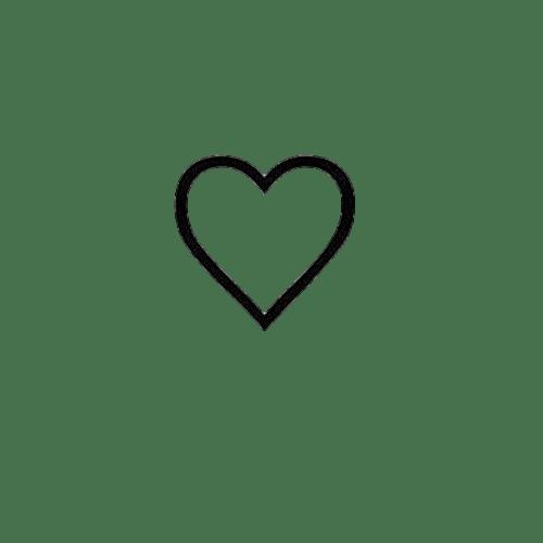 Hots Heart Icon Tumblr Popular - Ala Model Kini
