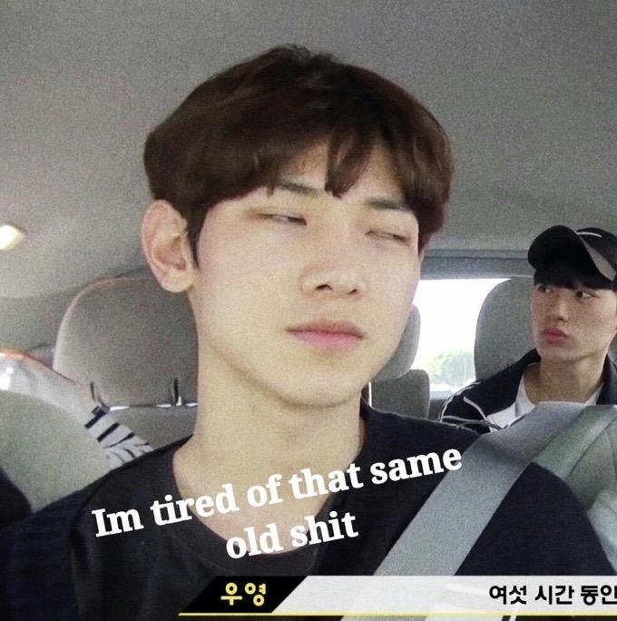 Kpop Meme Ateez Meme Ateezmeme Image By Leaving