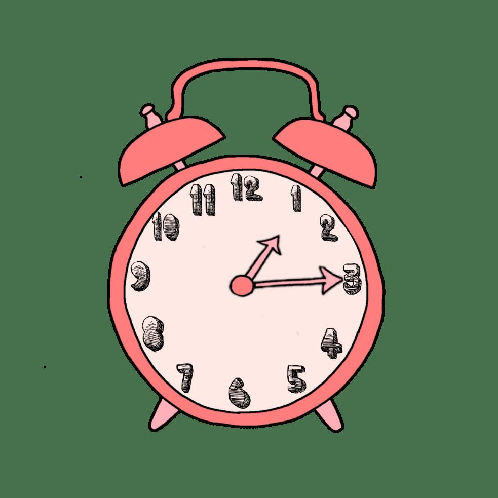 Wake Alarm Clock