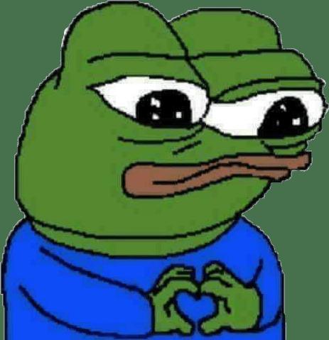 Meme Sad Pepe Love Freetoedit Sticker By Iwona