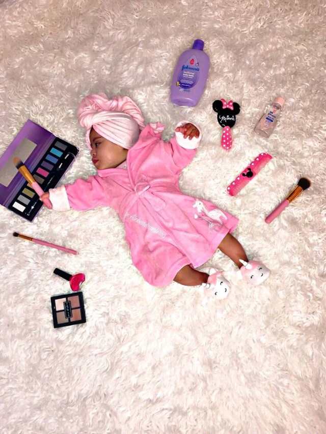 Baby Beauty Makeup Image By Kimmytasset