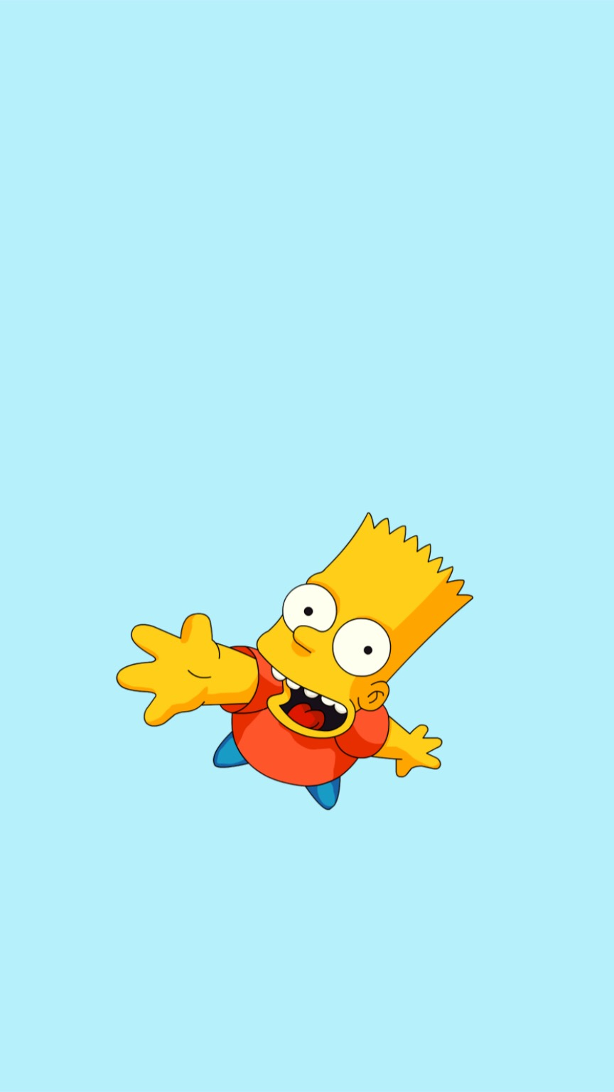 Bart Clipart Simpsons Png Supreme Simpsons Wallpaper Iphone Hd