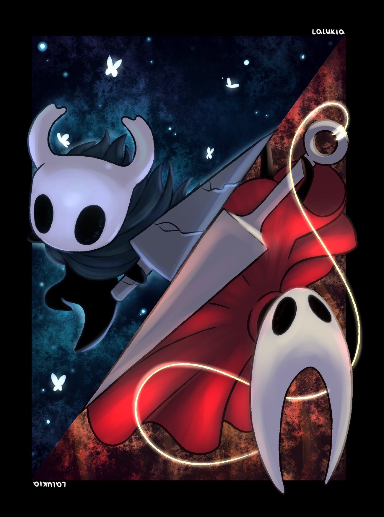 Hollow Knight Switch Indie Gamer Chick