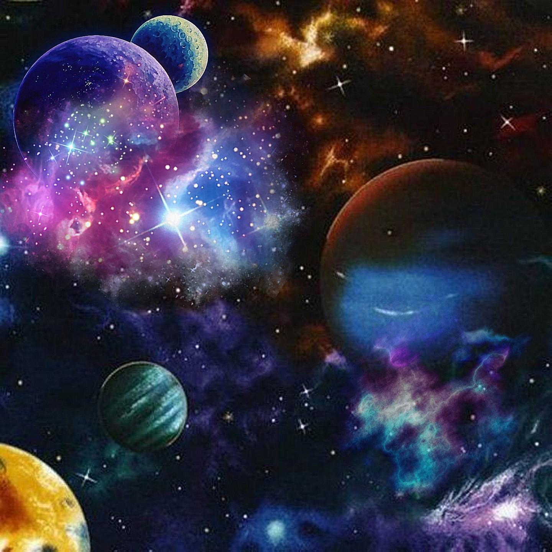 Universe Space Galaxy Cosmic Cosmos Planets Solar Syste