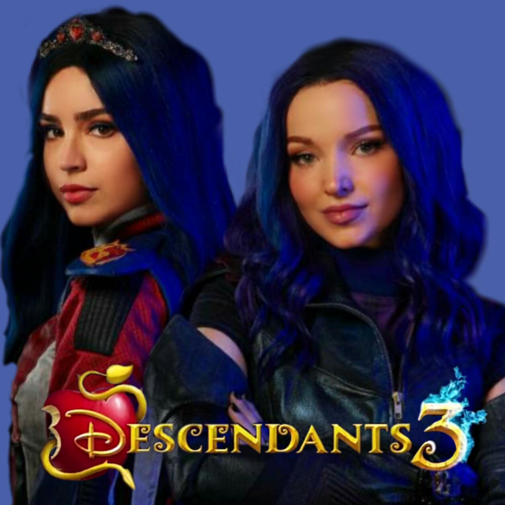 descendants3 mal evie image by
