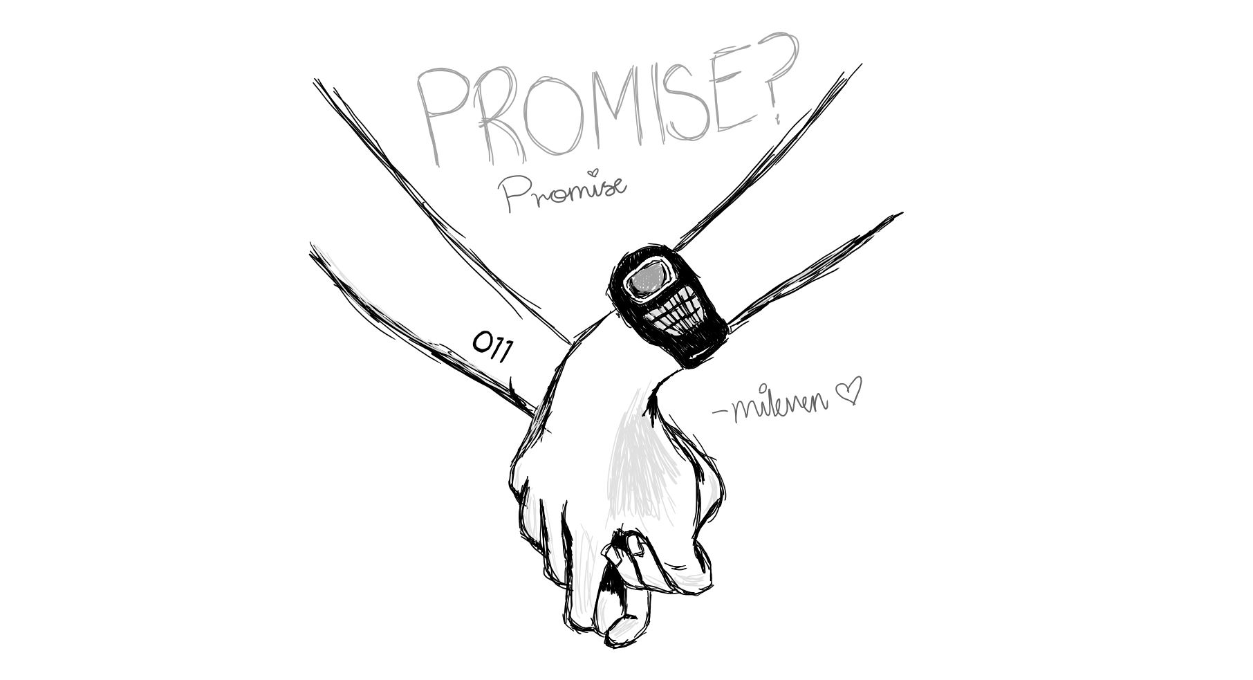 Promise Stranger Things Drawings