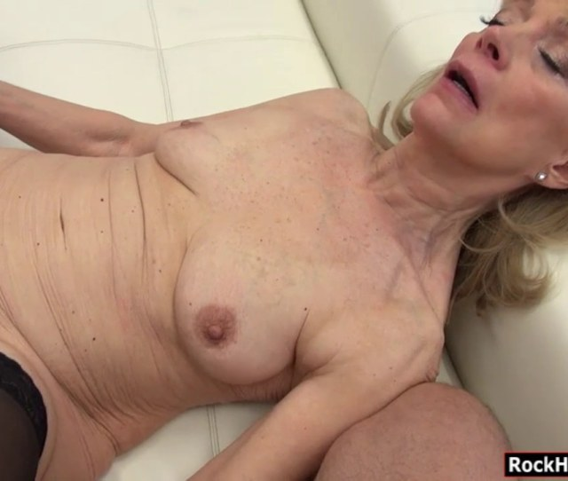 Description Teen And Granny Anal Threesome Session