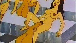 Odysseys Great Sexual Adventure Vintage Porn Movie