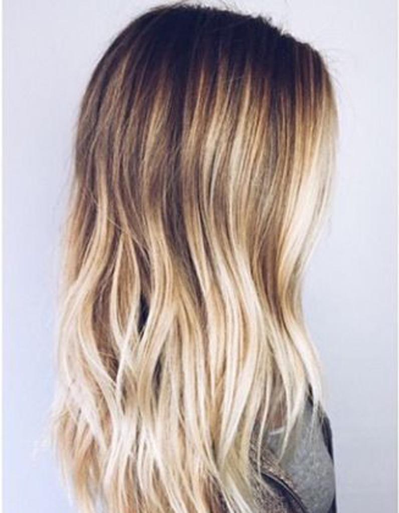Ombr Hair Gold Ombr Hair Les Plus Beaux Dgrads De