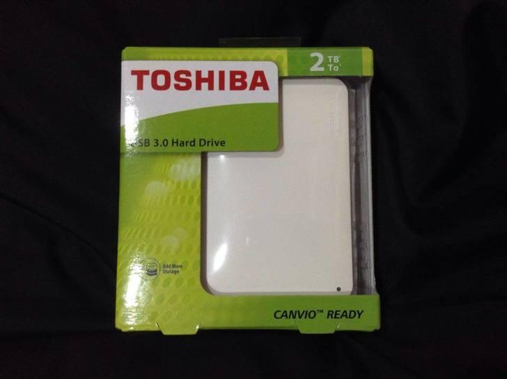 [分享] TOSHIBA行動硬碟Canvio® Ready 2TB | T17 討論區 - 一起分享好東西