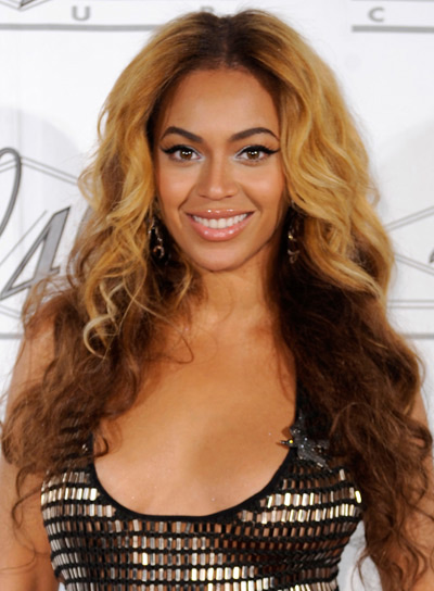 Beyonce Knowles Beauty Riot