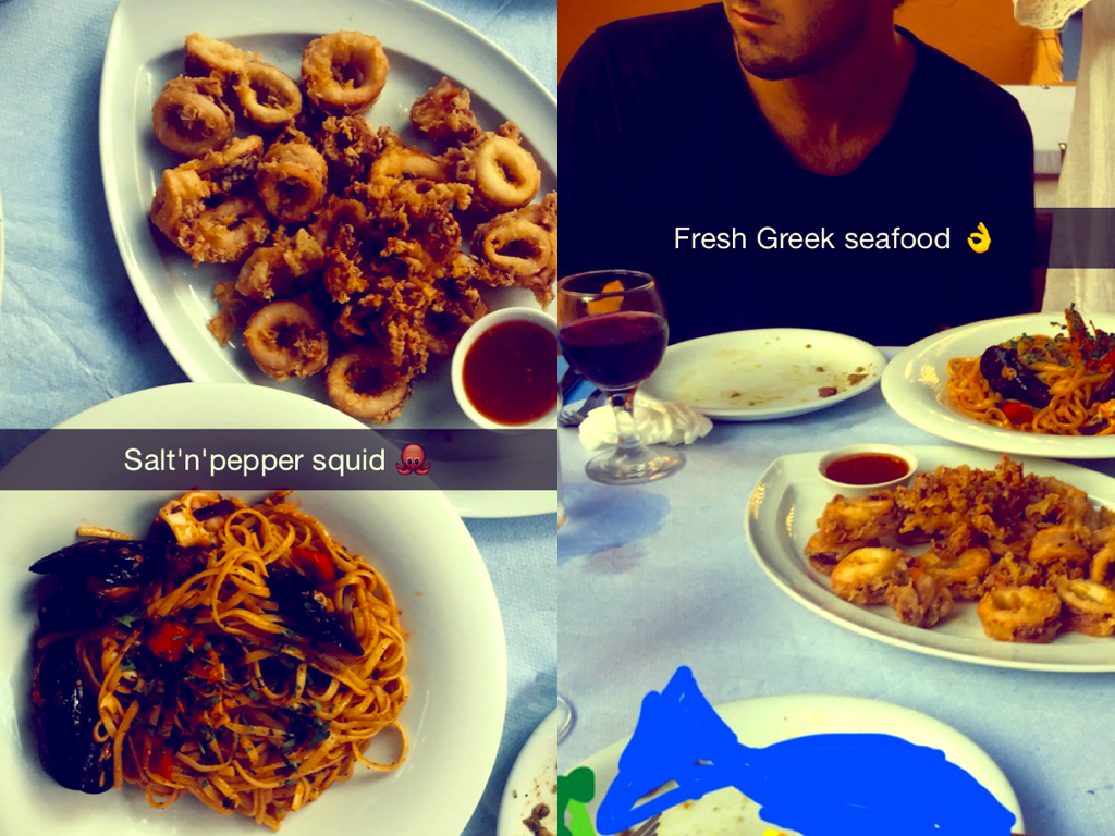 Image result for snapchat food pics