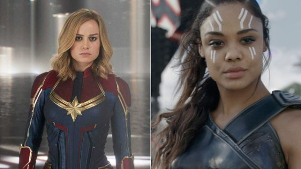 Taika Waititi Comments on Fans Shipping Captain Marvel and Valkyrie