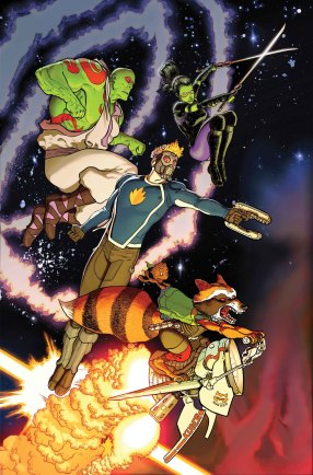 ALL-NEW GUARDIANS OF THE GALAXY #1