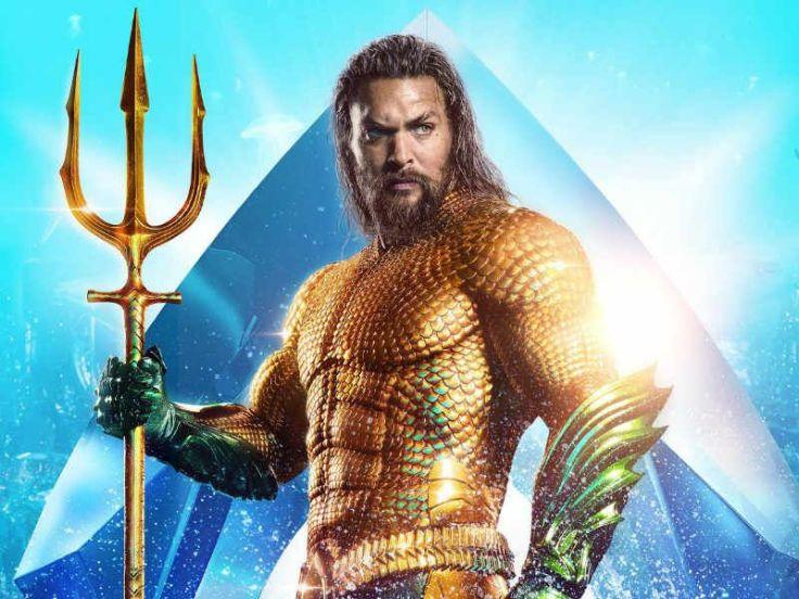 Reseña 'Aquaman' 2018 película DC Comics | ActitudFem
