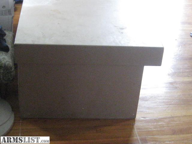 Armslist For Sale Treadlock Steel Gun Safe Bench Type