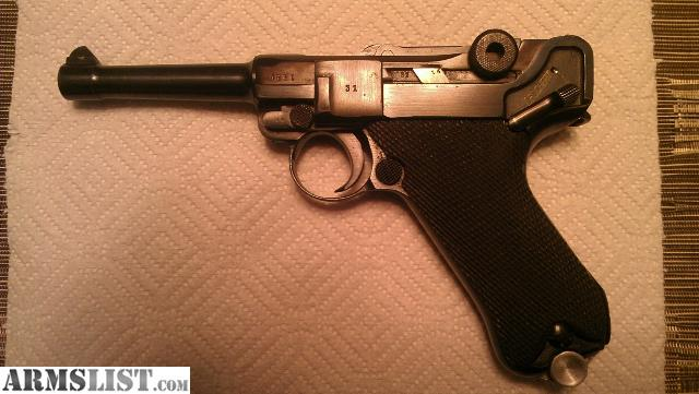 german luger pistol values