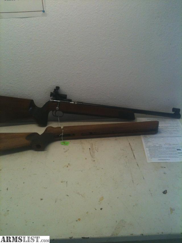 Anschutz 2013 Competition 22 Rifles