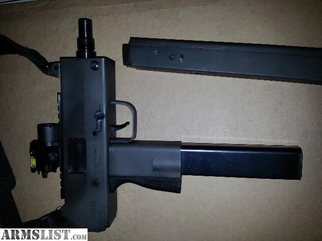 Armslist For Sale Mpa Mac 10 45 Acp New Vertical Grip