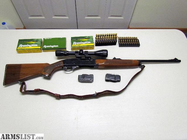 Remington 742 Woodsmaster Review