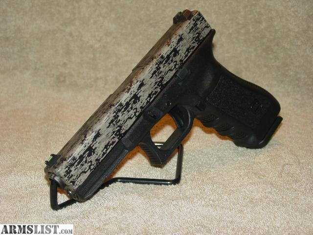 Black Wolf Custom Glock Shop