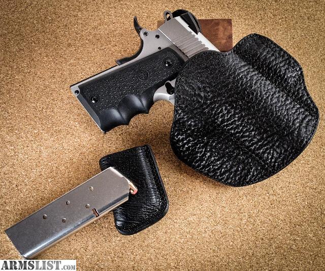 Ruger Sr1911 Cmd Holster Concealed