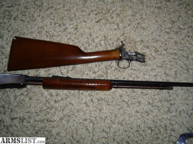 Marlin 37 Pump 22 Rifle